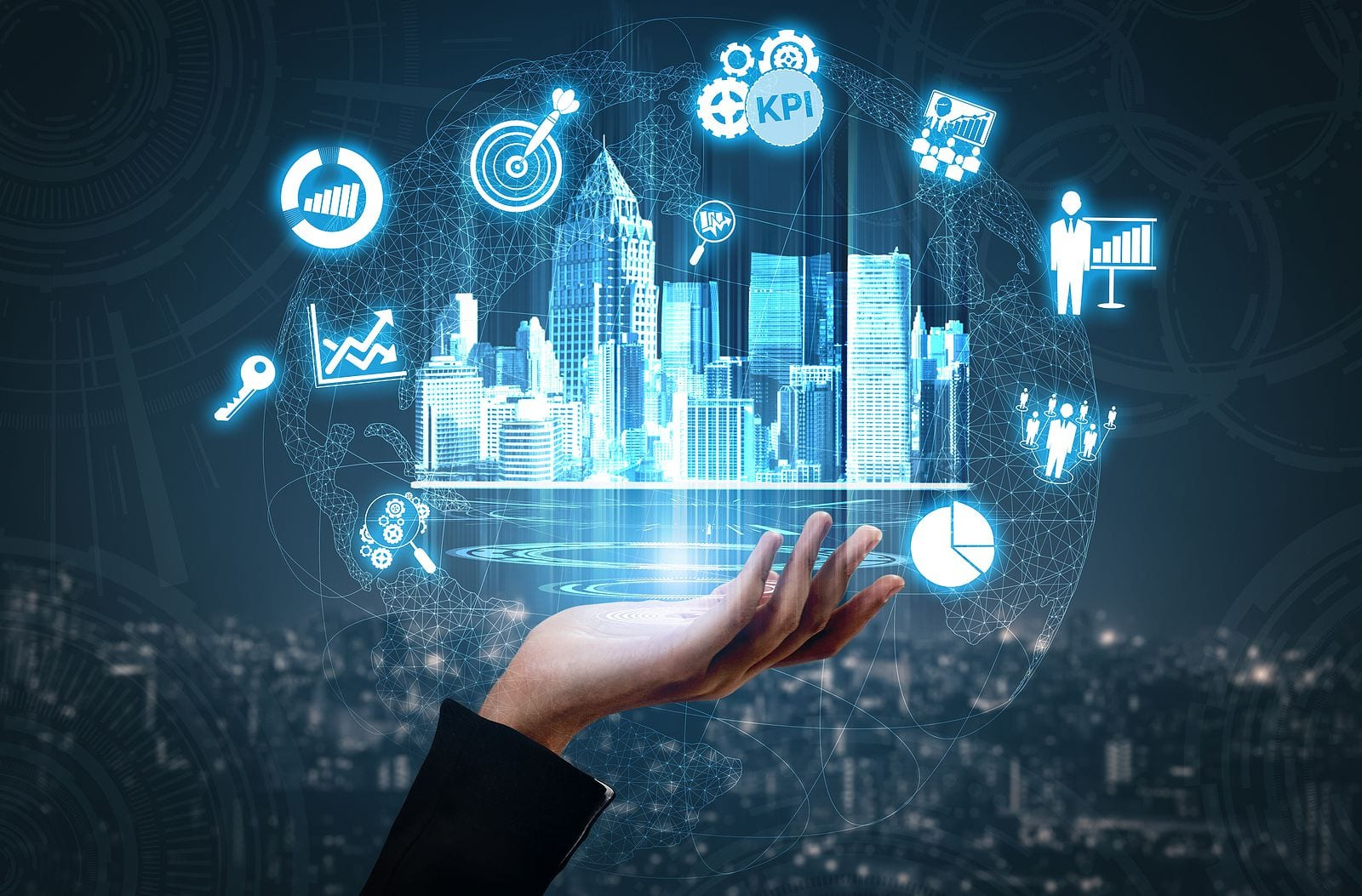 Property Technology in the Era of COVID