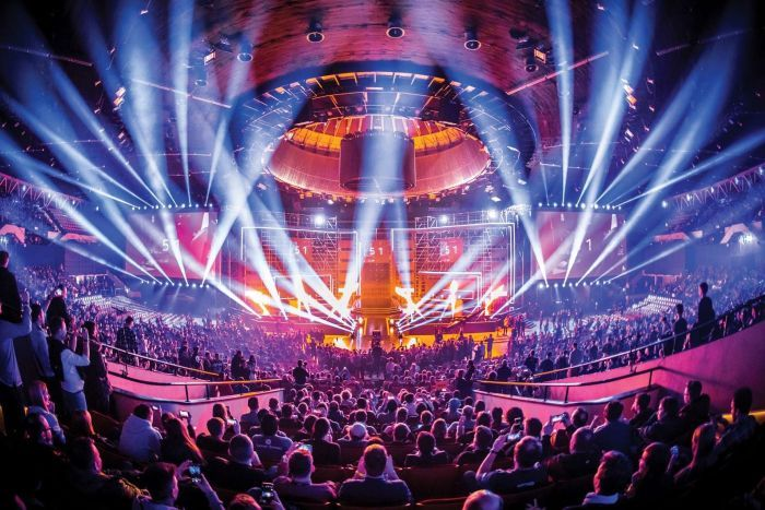 eGames, eLeagues, & the Economics of Mass Spectator esports: This is Not Your Father's NFL