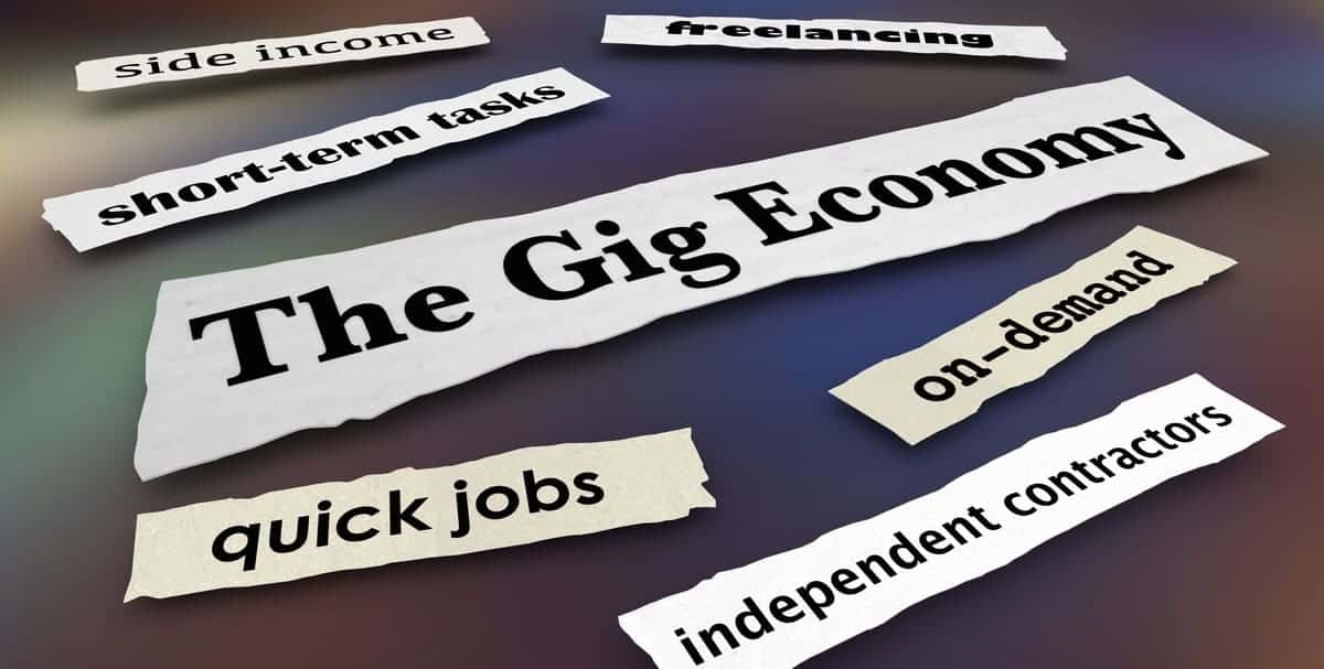 Navigating the Gig Economy: Working, Hiring & Building a Business in 2021